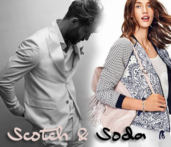 New Scotch & Soda Spring Summer collection