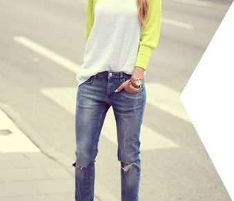 MUST HAVE : THE BOYFRIEND JEANS